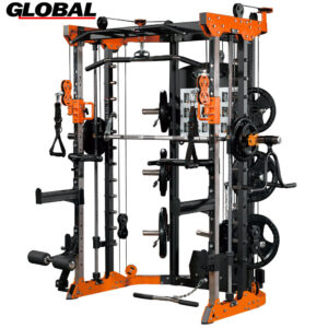Global FT100 Smith Functional Trainer-0