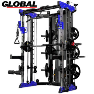 Global FT200 Smith Machine Functional Trainer-0