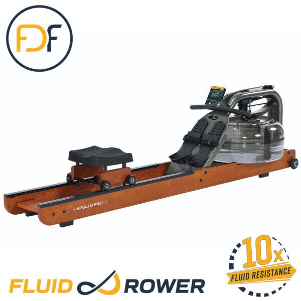 Fluid Apollo PRO XL Indoor Rower-0