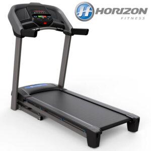 Horizon T101 Treadmill-0