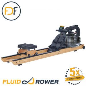 Fluid Apollo V Indoor Rower-0