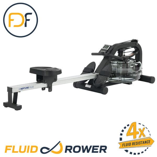 Fluid Neptune Plus Indoor Rower-0