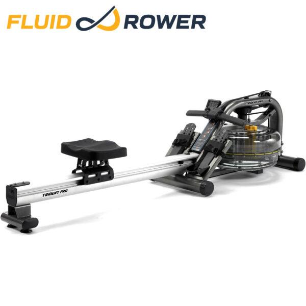 Fluid Trident Pro AR Indoor Rower (EX-DEMO UNIT)-0