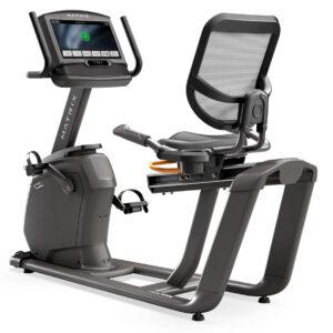 Matrix R30 Recumbent Exercise Bike (XIR Console)-0