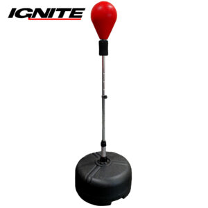 Ignite Boxing Speed Ball with Spring Stand-0