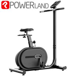 PowerLand B300 Programmable Upright Bike-0